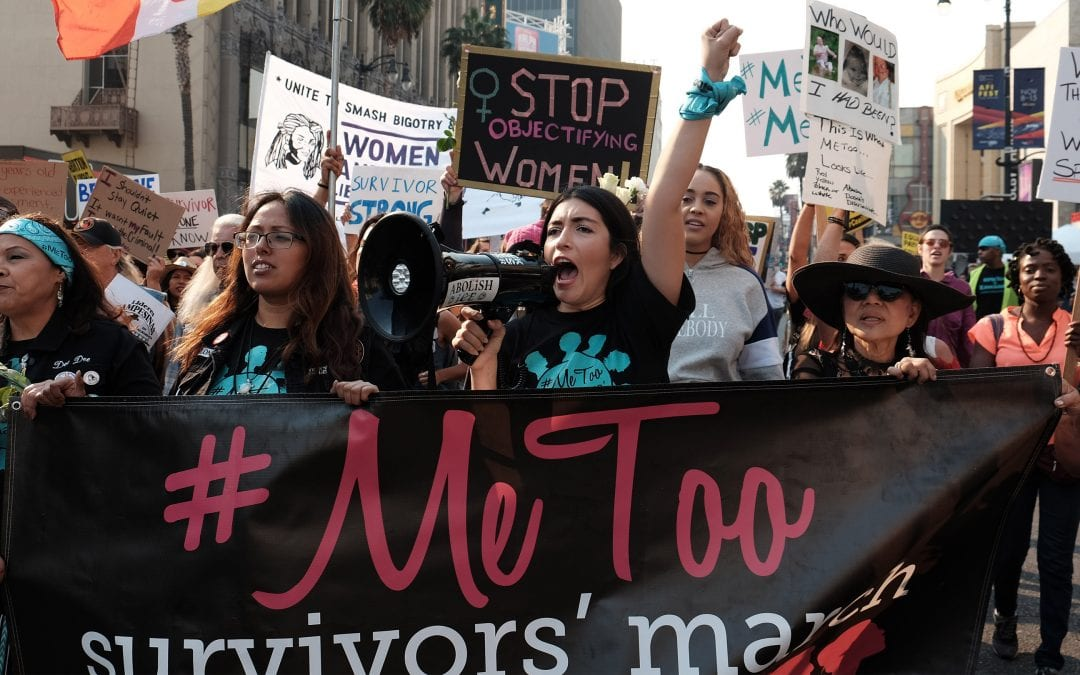 #MeToo Has Changed Our Culture.  Now It's Changing Our Laws.